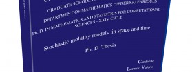 Stochastic mobility models in space and time, Lorenzo Valerio