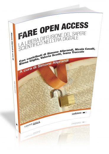 Aliprandi, Fare Open Access